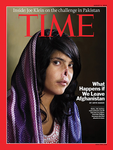 0115 - Time Magazine Cover