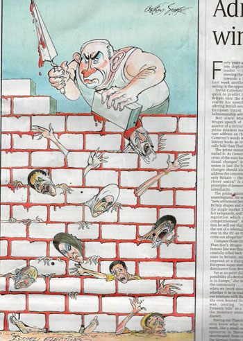 0214 - Anti-Semitic cartoon