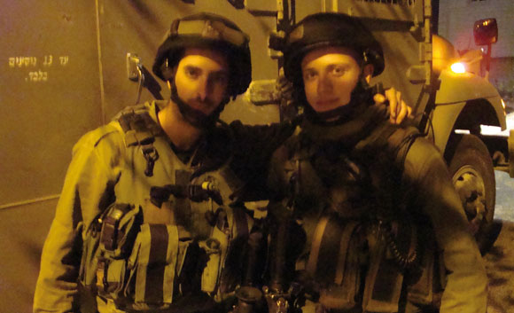 0312 - IDF soldiers