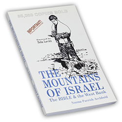 0315 - Book Mountains of Israel