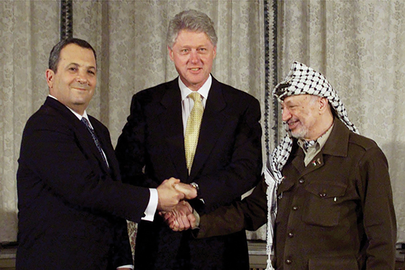 0316 - Barak and Arafat