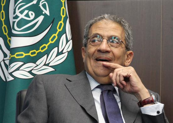 0411 - Amr Moussa
