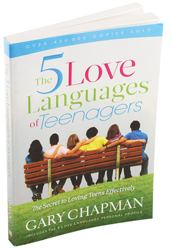 0413 - The Five Love Languages for Teenagers book