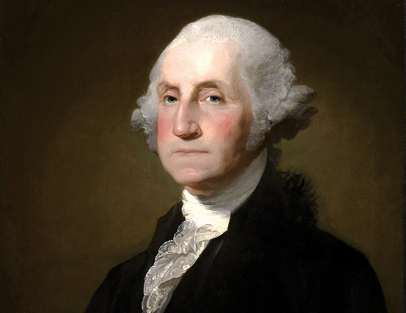 0416 - Portrait of George Washington
