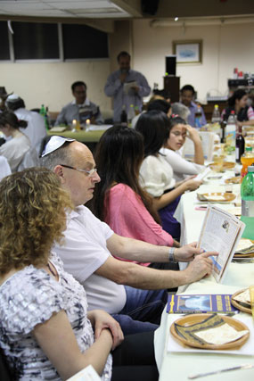 0512 - Seder at Tiferet Yeshua 2