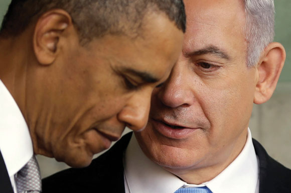 0513 - President Obama and PM Netanyahu