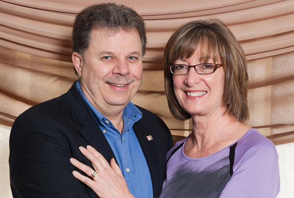 0612 - Jim & Bev Brown, Canada
