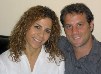 0711 - Elana and Ron Cantor