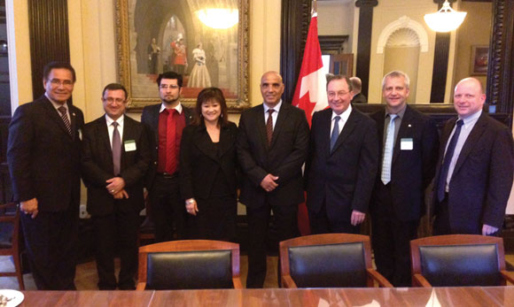0714 - Israel Lobby and Israel's Ambassador to Canada