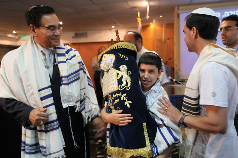 0916 - Bar Mitzvah of Elior