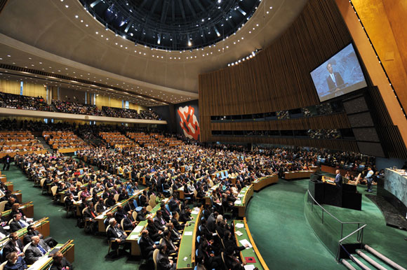 1011 - UN General Assembly