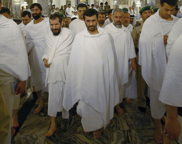1112 - Ahmadinejad's pilgrimage to Mecca