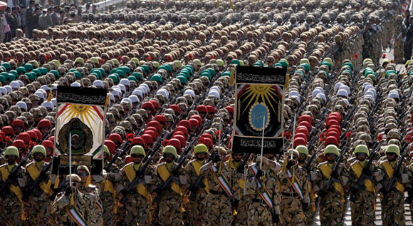 1112 - Top - Iranian army parade