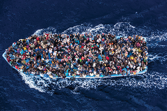 1115 - Boatload of Migrants