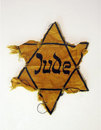 Jude yellow star of David