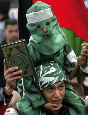 0209-Hamas Children taught to hate Israel