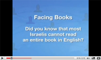 Facing Books Video thumb