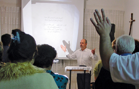 1009-Lebanese Congregation Worship