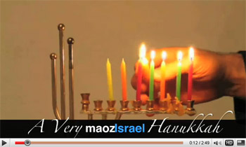 Hanukkah day 1 Video Thumb