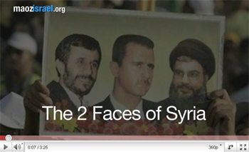 2 Faces of Syria Video Thumb