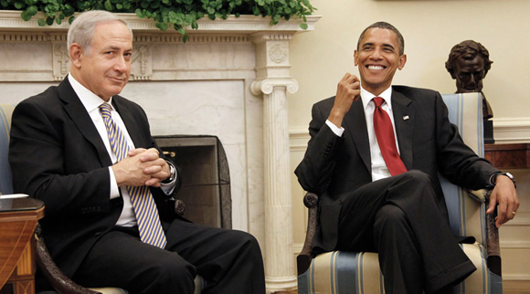 0810 - Netanyahu and Obama