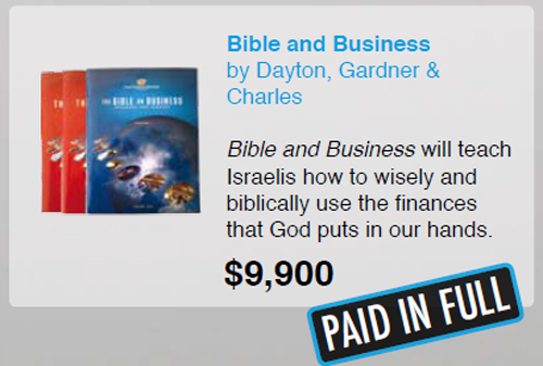1110 - Bible and Business