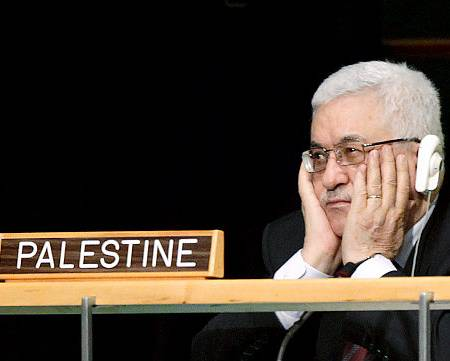 Abbas in the UN